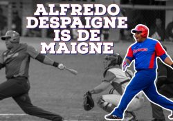 Alfredo Despaigne Alazanes de Granma